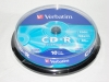 Verbatim CD-R 700Mb 52x Extra Protection Cake Box 10 шт.