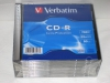 Verbatim CD-R  700Mb 52x  Extra Protection Slim Box 10шт.