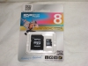 Silicon Power MicroSD HC 8Gb 10 Class